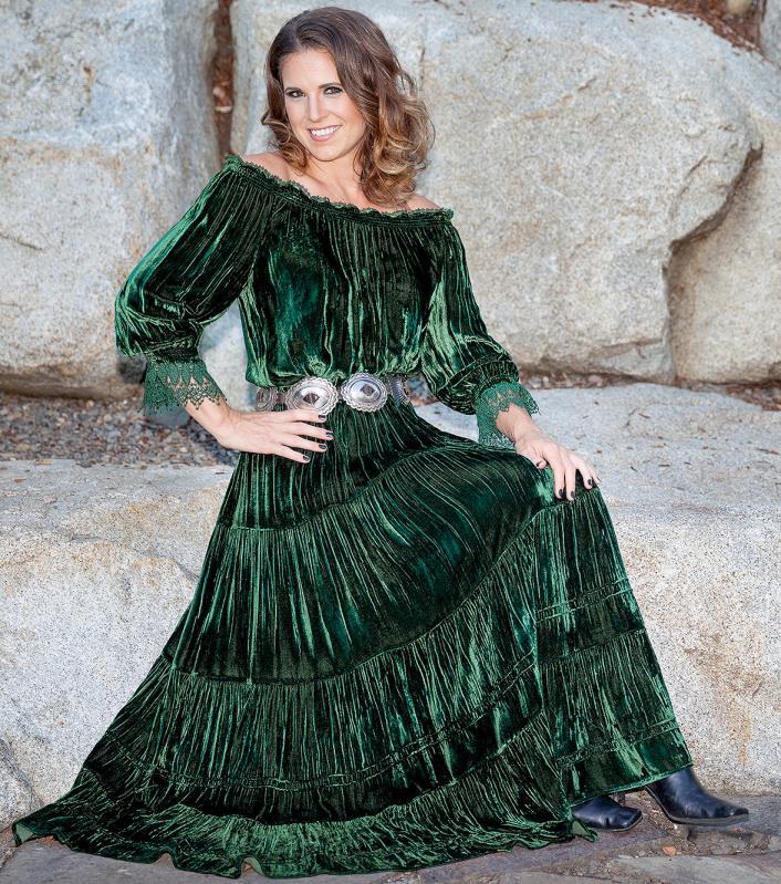 Navajo Velvet Clothing Items Homepage